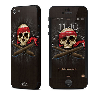 Apple iPhone 5 Skin - High Seas Drifter
