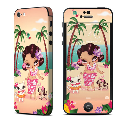 Apple iPhone 5 Skin - Hula Lulu