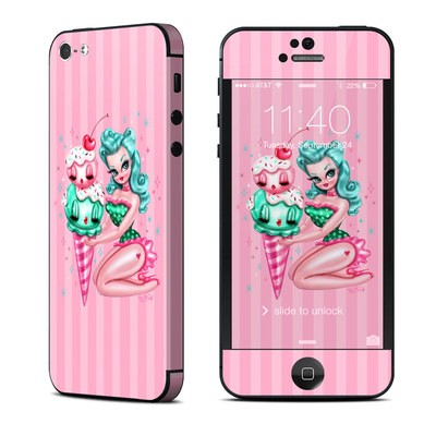 Apple iPhone 5 Skin - Ice Cream