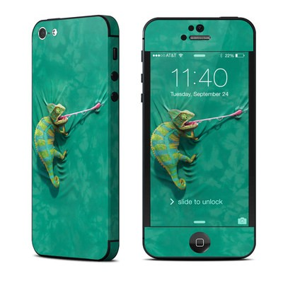 Apple iPhone 5 Skin - Iguana