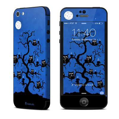 Apple iPhone 5 Skin - Internet Cafe