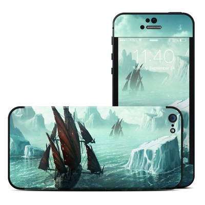 Apple iPhone 5 Skin - Into the Unknown