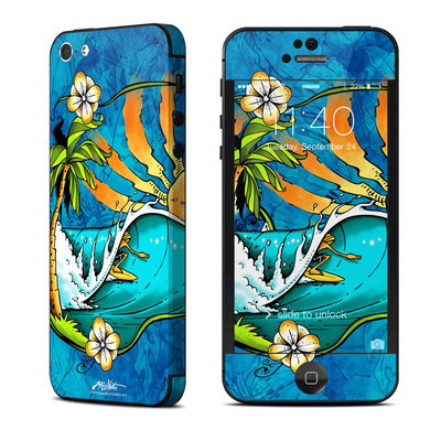 Apple iPhone 5 Skin - Island Playground