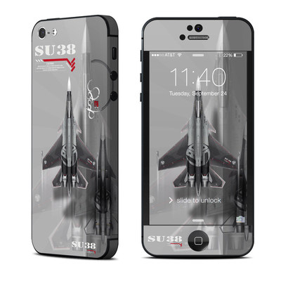 Apple iPhone 5 Skin - Jet Fighter