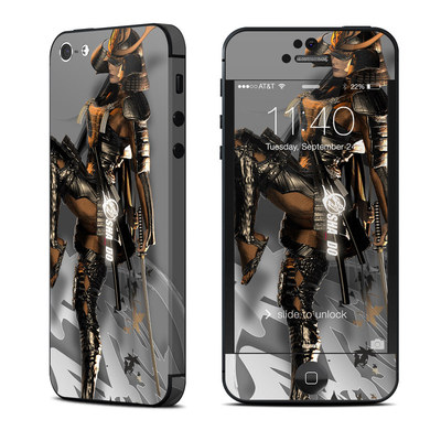 Apple iPhone 5 Skin - Josei 7