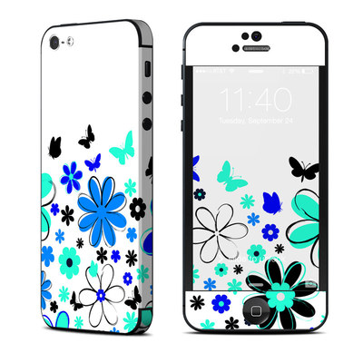 Apple iPhone 5 Skin - Josies Garden