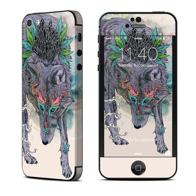 Apple iPhone 5 Skin - Journeying Spirit