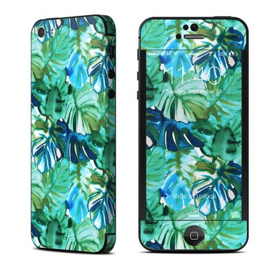 Apple iPhone 5 Skin - Jungle Palm