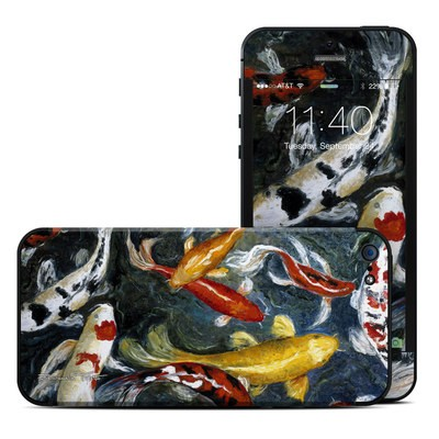 Apple iPhone 5 Skin - Koi's Happiness