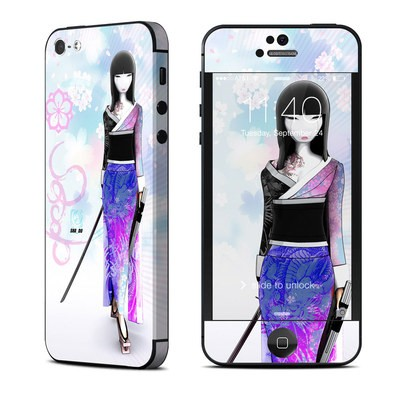 Apple iPhone 5 Skin - Kokeshi Haru