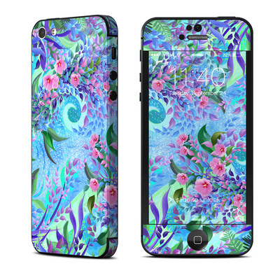 Apple iPhone 5 Skin - Lavender Flowers