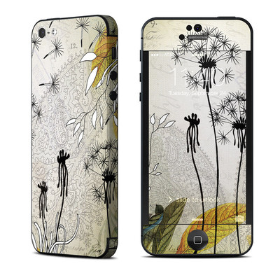 Apple iPhone 5 Skin - Little Dandelion