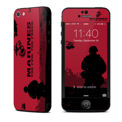 Apple iPhone 5 Skin - Leadership