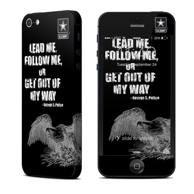 Apple iPhone 5 Skin - Lead Me