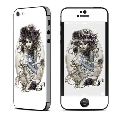 Apple iPhone 5 Skin - Les Belles Dames