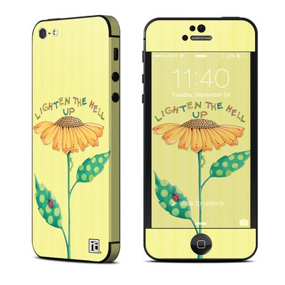 Apple iPhone 5 Skin - Lighten Up