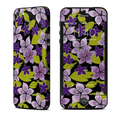 Apple iPhone 5 Skin - Lilac