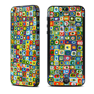 Apple iPhone 5 Skin - Line Dancing