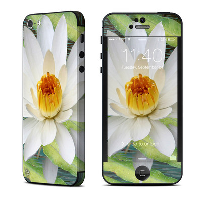 Apple iPhone 5 Skin - Liquid Bloom