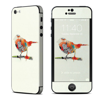 Apple iPhone 5 Skin - Little Bird
