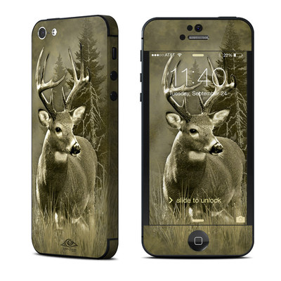 Apple iPhone 5 Skin - Lone Buck