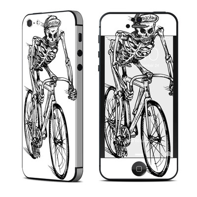Apple iPhone 5 Skin - Lone Rider