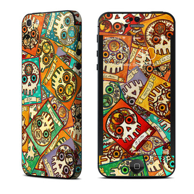 Apple iPhone 5 Skin - Loteria Scatter