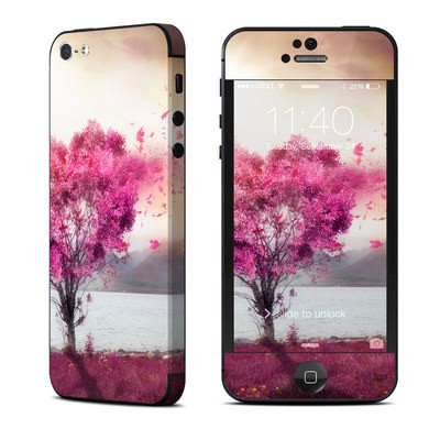Apple iPhone 5 Skin - Love Tree