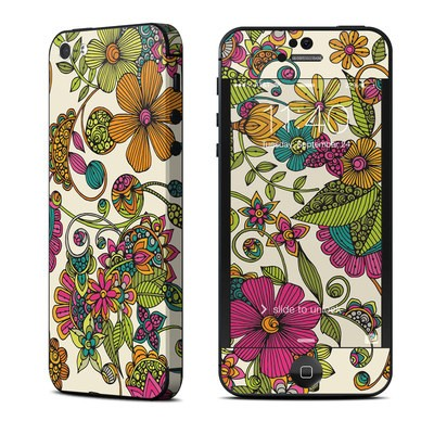 Apple iPhone 5 Skin - Maia Flowers