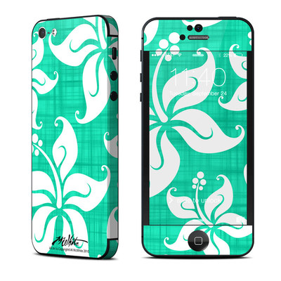 Apple iPhone 5 Skin - Mea Aloha