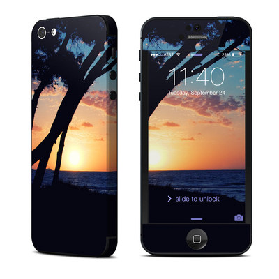 Apple iPhone 5 Skin - Mallorca Sunrise