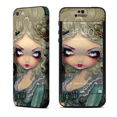 Apple iPhone 5 Skin - Marie Masquerade