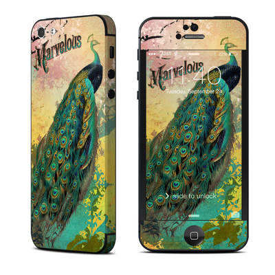 Apple iPhone 5 Skin - Marvelous