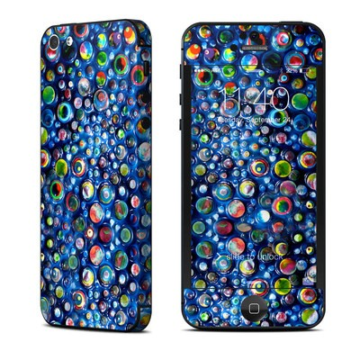 Apple iPhone 5 Skin - My Blue Heaven