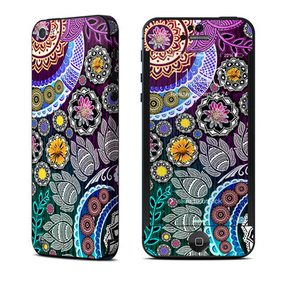 Apple iPhone 5 Skin - Mehndi Garden