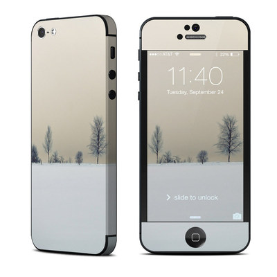 Apple iPhone 5 Skin - Melancholy