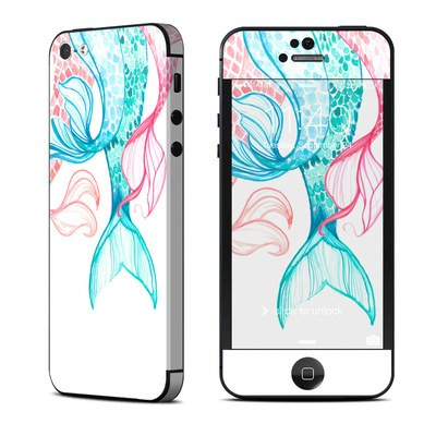 Apple iPhone 5 Skin - Mermaid Tails