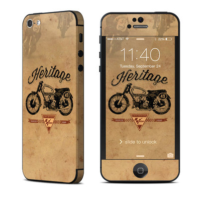 Apple iPhone 5 Skin - MotoGP Heritage