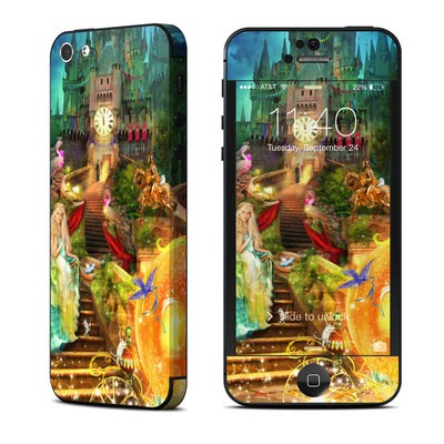 Apple iPhone 5 Skin - Midnight Fairytale
