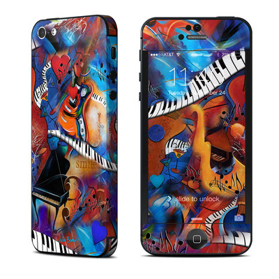 Apple iPhone 5 Skin - Music Madness