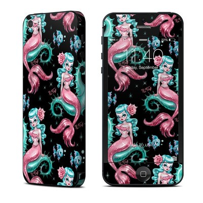Apple iPhone 5 Skin - Mysterious Mermaids