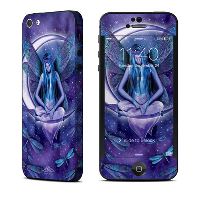 Apple iPhone 5 Skin - Moon Fairy