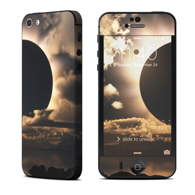 Apple iPhone 5 Skin - Moon Shadow