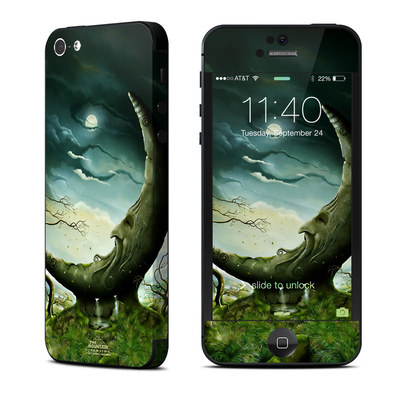 Apple iPhone 5 Skin - Moon Stone