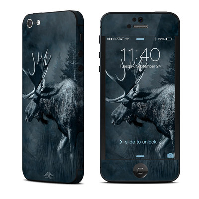 Apple iPhone 5 Skin - Moose