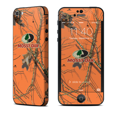 Apple iPhone 5 Skin - Break-Up Lifestyles Autumn