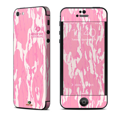 Apple iPhone 5 Skin - New Bottomland Pink