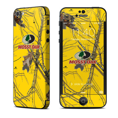 Apple iPhone 5 Skin - Break-Up Lifestyles Cornstalk