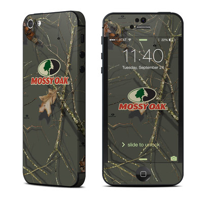 Apple iPhone 5 Skin - Break-Up Lifestyles Evergreen