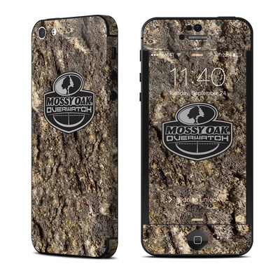 Apple iPhone 5 Skin - Mossy Oak Overwatch